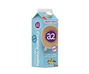 Free a2 Milk Coffee Creamer Creamy Vanilla