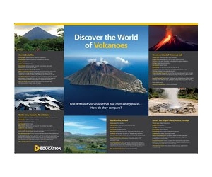 """Free """"Discover The World"""" Educational Posters"""
