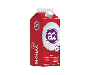 Free a2 Whole Milk