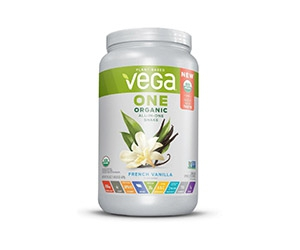 Free Vega Organic All-In-One Shake