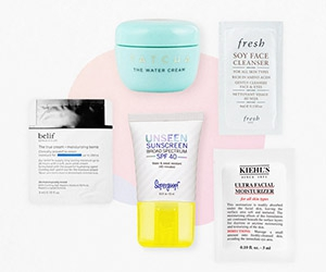 Free Skincare Sample Set From Eco Beauty