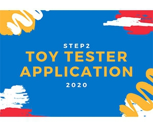 Free Step2 Toys To Test And Keep
