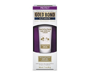 Free Gold Bond Lotions And Creams Samples