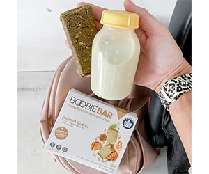 Free Boobie Brands Superfood Breastfeeding Bars, Protein Shakes, Lactation Gummies And More