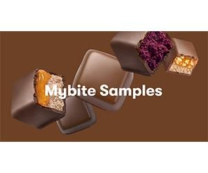 Free Mybite Vitamin Chocolates