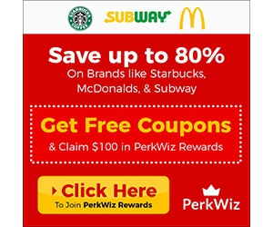 With PerkWiz save up to 80% at local restaurants, cafes, gyms, spas and more