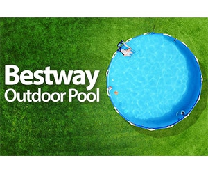 Free Bestway Outdoor Pool