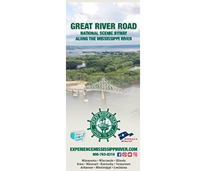 Free Great River Road 10-State Map
