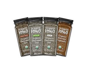 Free Organic Seasoning from Ocean's Halo