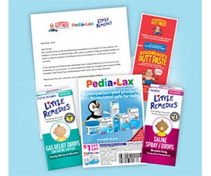 Free Baby Sprays, Drops, Syrups, Pops And More From Little Remedies
