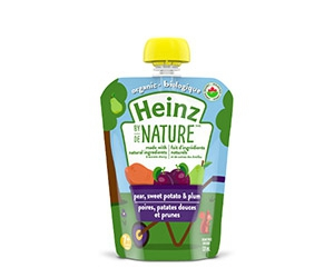 Free Baby Purees From Heinz By Nature