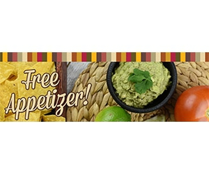 Free Chips And Guacamole Appetizer + Birthday Present At Franklin Pike