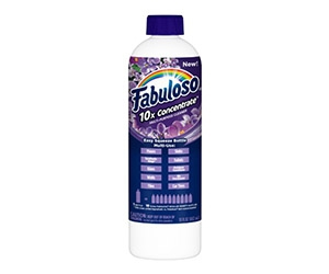 Free Fabuloso 10x Concentrate Multi Surface Cleaner