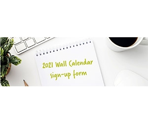 Free 2021 Wall Calendar from Dig Safety