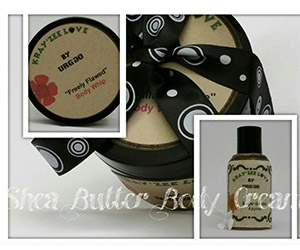 Free Body Whip Infused With Shea Butter