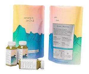 Free Magic Mind Energy Boosting Drink