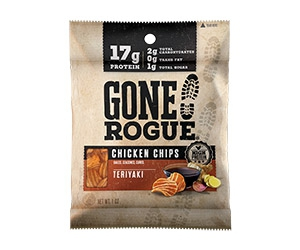 Free Gone Rogue High-Protein Snacks