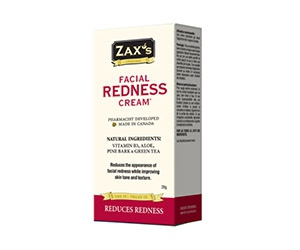 Free Zax's Facial Redness Cream