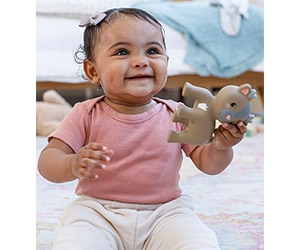 Free Holiday Toys For Babies From Infantino