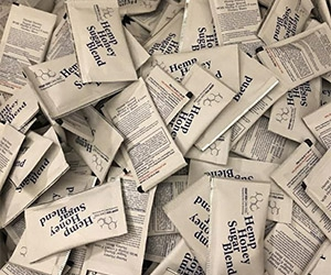 Free Hemp You Can Feel Sweeteners Samples