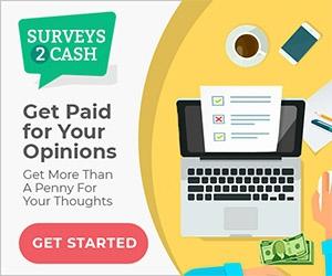Take Surveys & Get Rewarded For it!