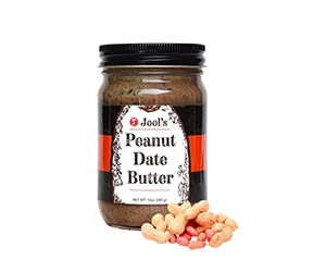 Free Peanut Date Butter Sample From Jool's