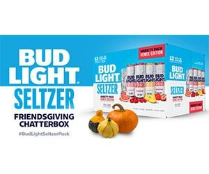 Free Bud Light Seltzer