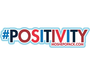 Free Positivity Sticker