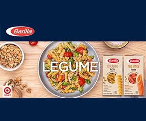 Free Chickpea Rotini Or Red Lentil Penne From Barilla