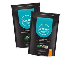 Free Deterra Drug Deactivation Pouch