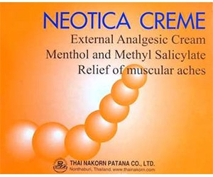 Free Neotica Analgesic Cream