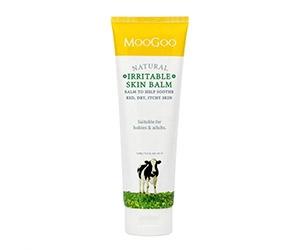 Free MooGoo Irritable Skin Balm Sample