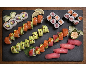 Free Appetizer At Japanese Palace