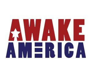 Free Awake America Bumper Sticker