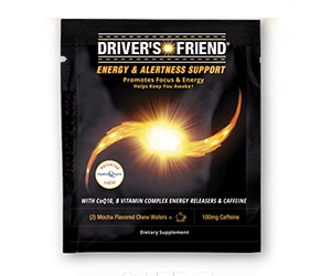 Free Energy Dietary Supplement From Driver's Friend