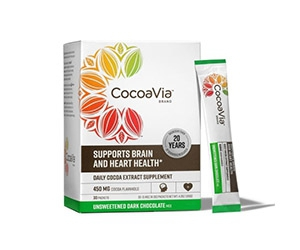 Free Heart & Brain Supplement From CocoaVia