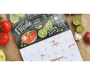 Free Frigo® Emily Ellyn 2021 Calendar