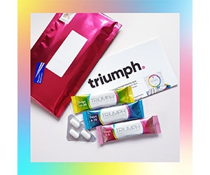 Free Triumph Monthly Cycle Supplement Sample
