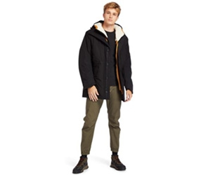 Free Timberland Men's Outdoor Parka