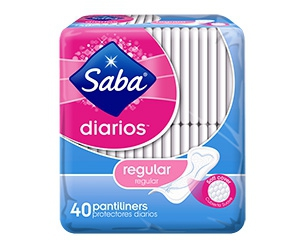 Free SABA Overnight Pads With Wings