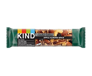 Free KIND Protein Bar Limited Edition