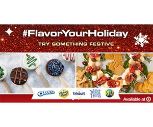 Free Oreo, Ritz, Triscuit, Honey Maid And More Snacks For Your Holiday Party