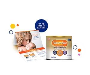 Free Enfamil Nutramigen Infant Formula Samples