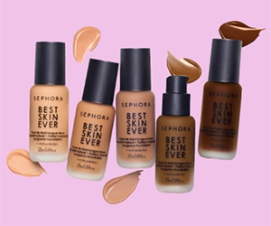 Free Sephora Collection Best Skin Ever Foundation Sample