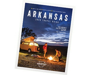 Free Arkansas Travel Guides + Highway Map