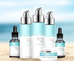 Free Skincare And Haircare Samples From Gelmersea