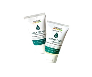 Free Skin Cleanser And Moisturizer From pH Balance Skincare