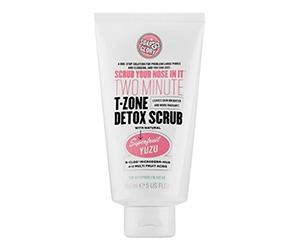Free Soap & Glory T-Zone Detox Scrub Sample