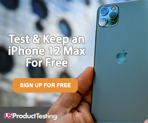 Free iPhone 12 Pro Max