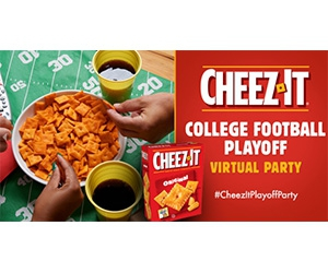 Free Cheez-It Original Crackers